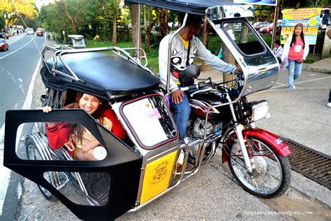 philippines tricycle tagaytay philippines blog that cake