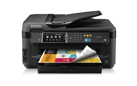 Jual Tinta Epson Wf 7611 Wink Printer Solutions Epson Workforce Wf 7611