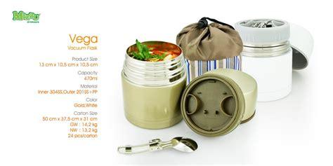 Tempat Makan Vacuum Hello plus vacuum food jar grosir souvenir tempat makan surabaya jakarta