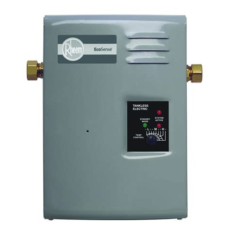 tankless water heater 13kw electric instant demand 1