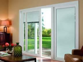 Treatment ideas for sliding glass doors in kitchen sloped ceiling