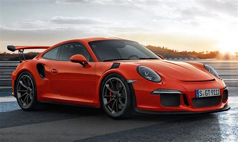 Porsche Gt3 Rs 2015 by 2015 Porsche 911 Gt3 Rs The Awesomer
