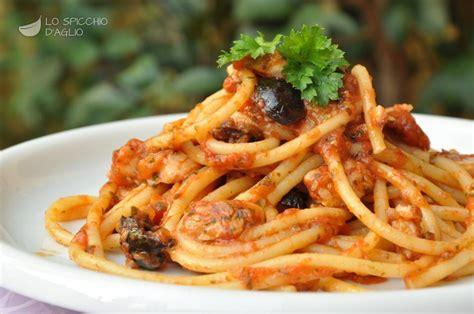 come cucinare la pasta al sugo ricetta pasta al sugo di triglie le ricette dello