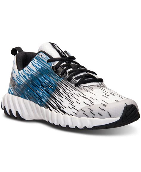 finish line athletic shoes reebok s twistform running sneakers from finish