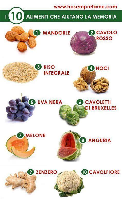 alimentazione per il cervello cibo nutrimento per la mente umore memoria omega 3 x