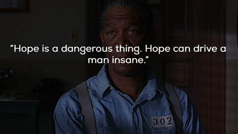 movie quotes on hope movie quotes others