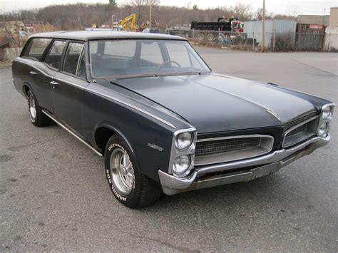 1966 Pontiac Tempest For Sale by 1966 Pontiac Tempest Wagon Barn Find For Sale