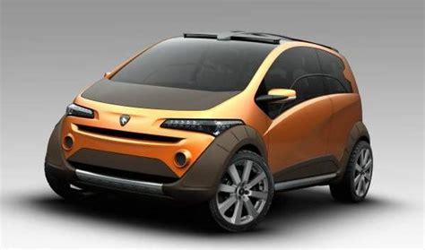 Proton Motors by Lotus Ethos Minicar With Volt Like Series Hybrid For U S