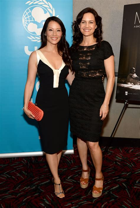 Lius Vire With Carla Gugino by The World S Catalog Of Ideas