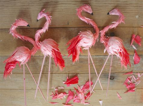 How To Make A Flamingo Out Of Paper - the beacon the compass the driving my list