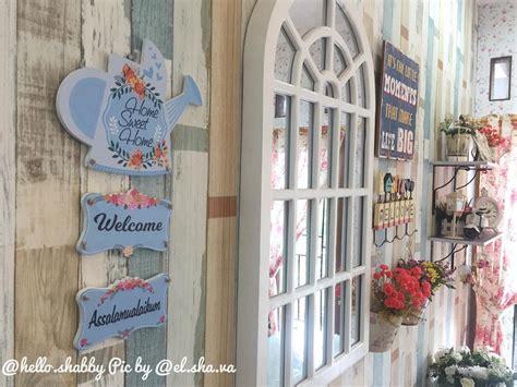 Hiasan Dinding Welcome Custom Nama Keluarga rumah minimalis madiun cara dekorasi teras rumah yang
