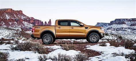ranger ford 2019 2019 ford ranger pickup truck revealed with 2 3 liter
