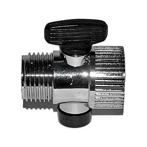 shut off valve for bathtub danco 174 80782x shower shut off valve bed bath beyond