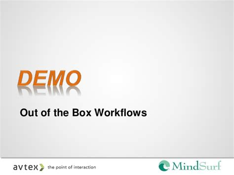 sharepoint out of the box workflows 2012 mindsurf augmenting business process with sharepoint