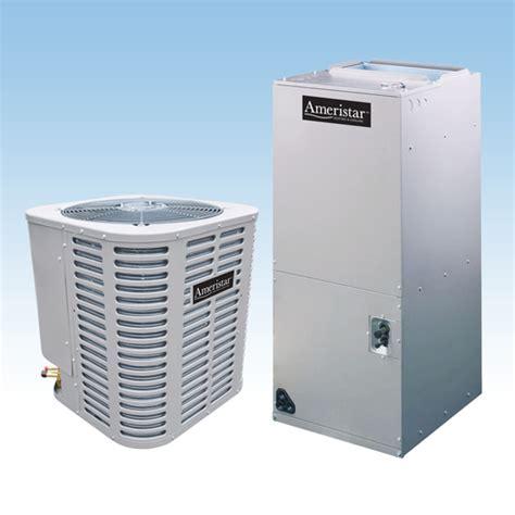2.5 ton 14 seer ameristar heat pump split system new ac