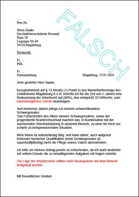 Vorlage Antrag Teilzeit In Elternzeit Pr Prinfos 2016 09 Teilzeit Personalrat Uniklinik Magdeburg A 246 R