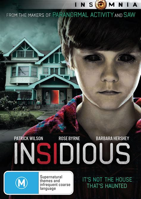 insidious movie in order insidious dvd planet store
