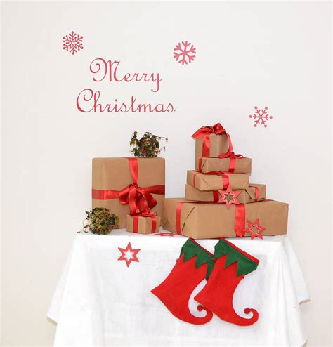 merry wall sticker merry wall stickers by leonora hammond