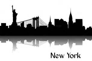 new york city clipart skyline clipartsgram com