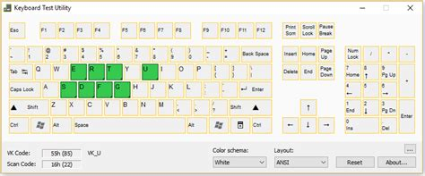 keyboard test javad drjackool apps keyboard test utility