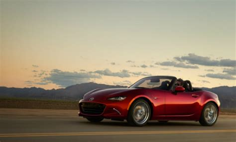 what country makes mazda best convertible to buy for 2017