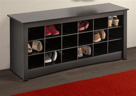 Lemari Sepatu Besar model rak sepatu minimalis modern furniture rumah 2009