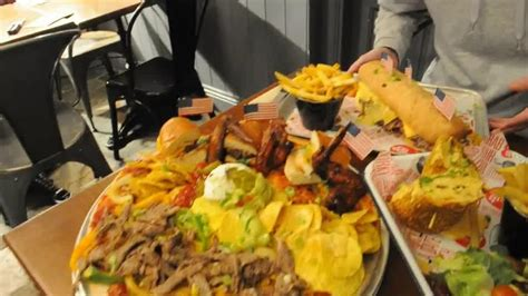all you can eat challenge you can take on this all you can eat pizza challenge