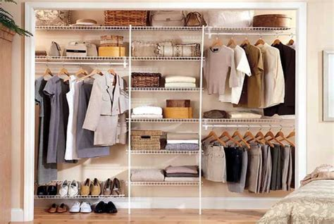 simple closet organizers do it yourself