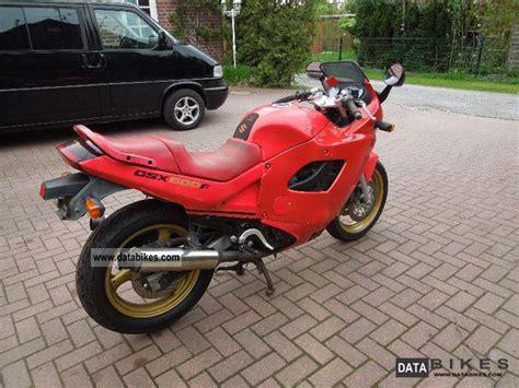 1989 Suzuki Atv 1989 Suzuki Gsx 600 F