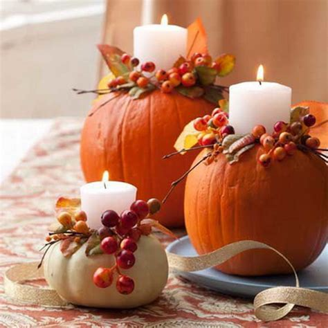diy fall centerpieces you will fall in with