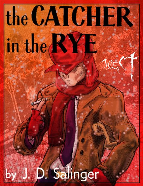 catcher in the rye theme of identity in plain english the catcher in the rye