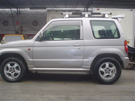 mitsubishi mini image gallery mini pajero 2000