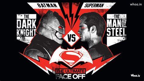 batman ultimate wallpaper batman v s supermanthe ultimate faceoff hollywood movies