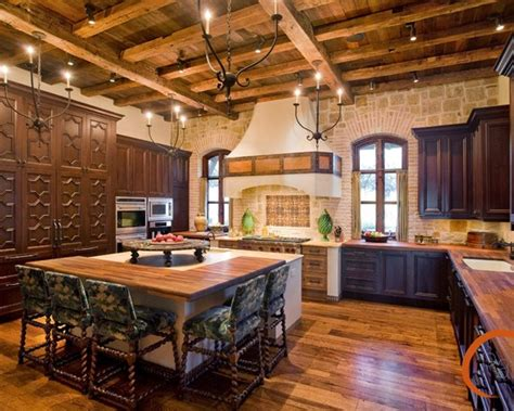 spanish style kitchen design spanish style beautiful homes design