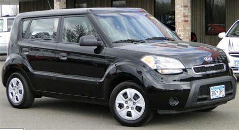 cheap kia souls cheap kia soul black 2010 cars and cranks