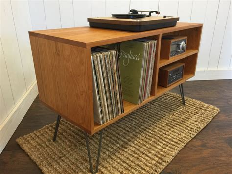 mid century modern record new mid century modern record player console turntable