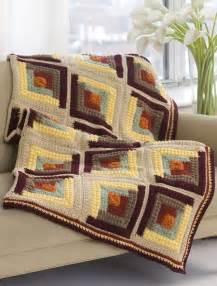 Red Zig Zag Rug Free Scrap Yarn Crochet Afghan Patterns Easy Crochet