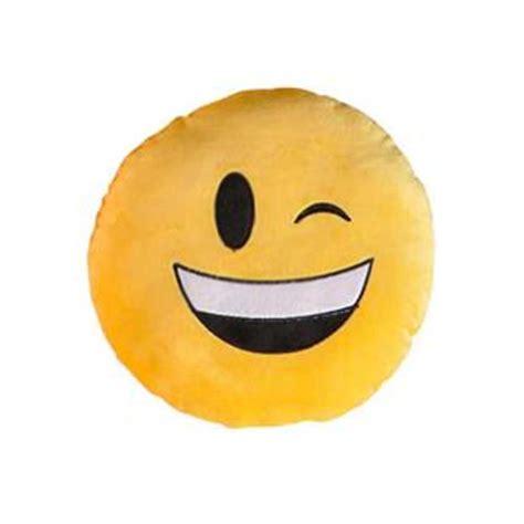 emoji yellow emoji pillow smiley plush cushion cell phone emoticon toy