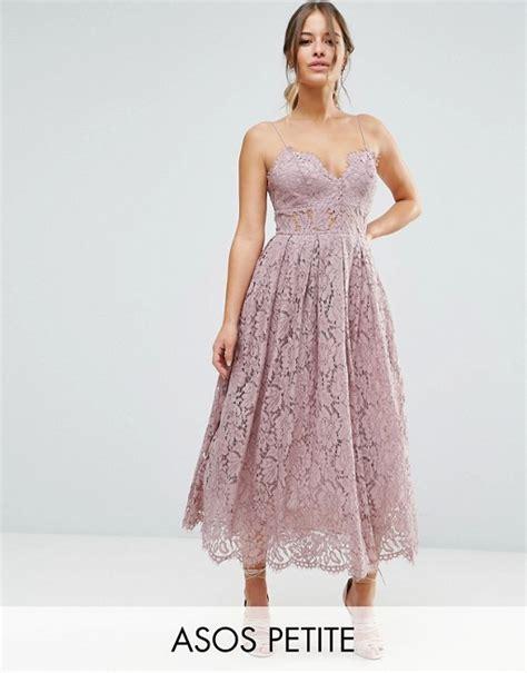 Bridesmaid Dresses Australia Asos - asos asos lace cami midi prom dress