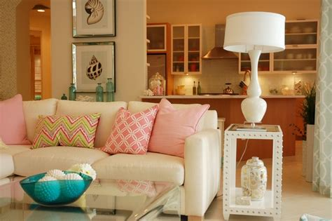 Angela Interior Design by Sarasota Florida Contemporary Family Room