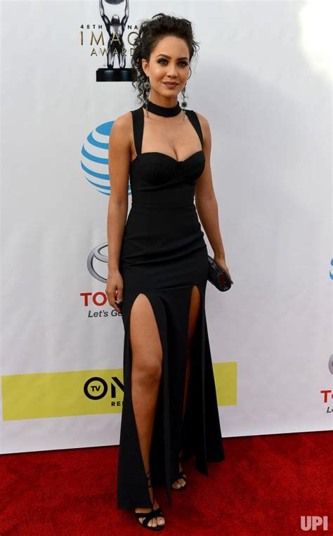 Donald Trumps House by Tristin Mays Attends The 48th Naacp Image Awards In