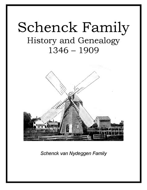 the ancestors and descendants of rulef schenck a genealogy of the onondaga county new york branch of the schenck family classic reprint books schenck family history and genealogy ebooks history