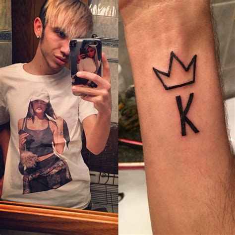 kylie jenner superfan gets sixth tattoo tribute inking meet the kylie jenner super fan who worships reality star