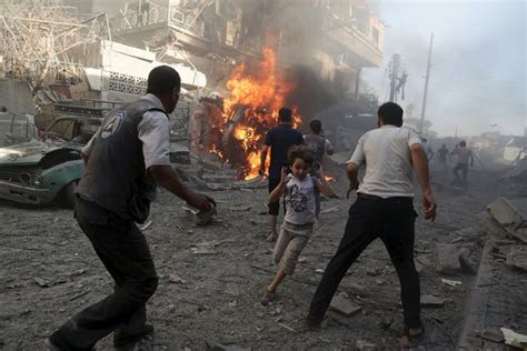 Syria Serut Daily 3 for those who remain in syria daily is a nightmare the new york times