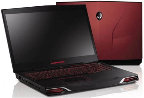 Laptop Alienware M14x R3 alienware m18x m14x and m11x r3 laptops were made official this week