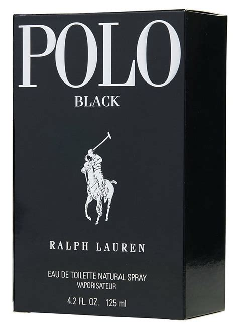 Parfum Polo Black ralph polo black eau de toilette duftbeschreibung