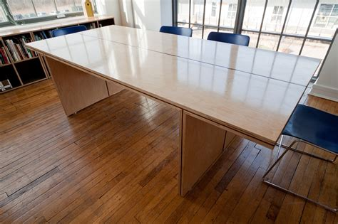 Conference Table & Shelves @ Smith Buckley Architects on