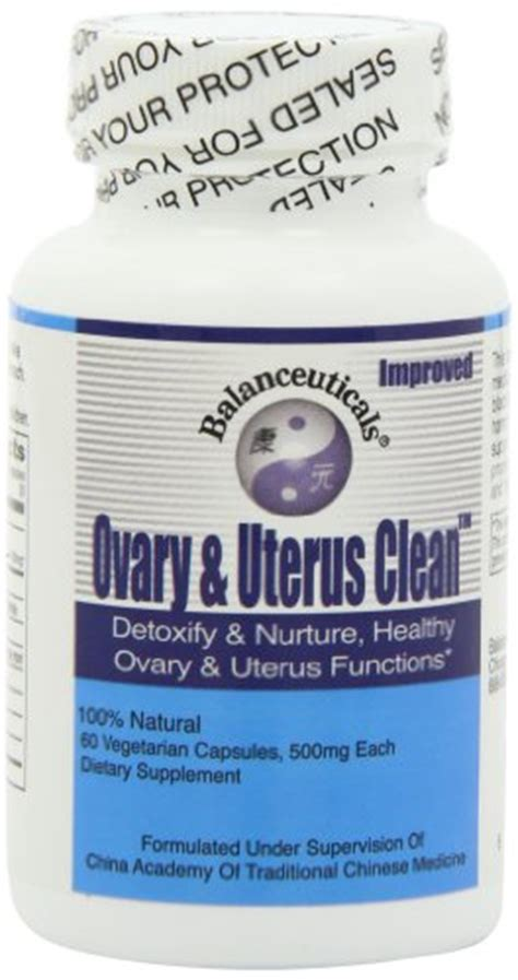 Womb And Ovary Detox Supplements by Signs Of A Ruptured Ovarian Cyst
