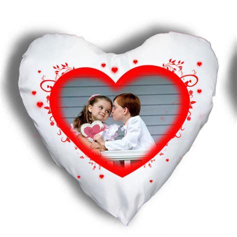 cuscini a forma di cuore fotogadget personalizzati focusdigitale