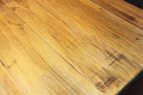Faux Wood Countertops remodelaholic how to create faux reclaimed wood countertops